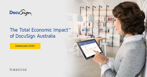 Download The Total Economic Study of DocuSign Study
