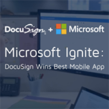 Docusign Award