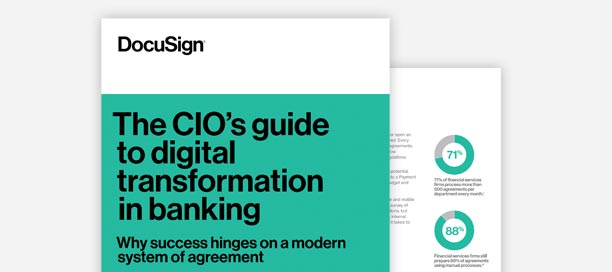 CIO's guide to digital transformation