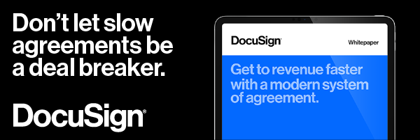 DocuSign Agree-able sales whitepaper