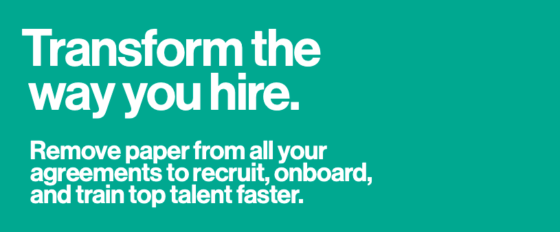 Transform the way you hire