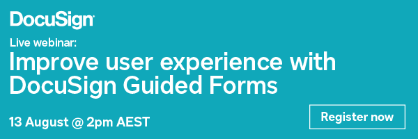 DocuSign Guided Forms